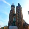Rynek Kraków Bazylika