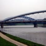 Most Piłsudskiego Kładka Bernatka