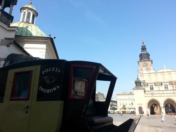 Poczta Kraków Rynek Główny