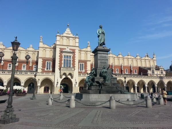 Kraków Sukiennice