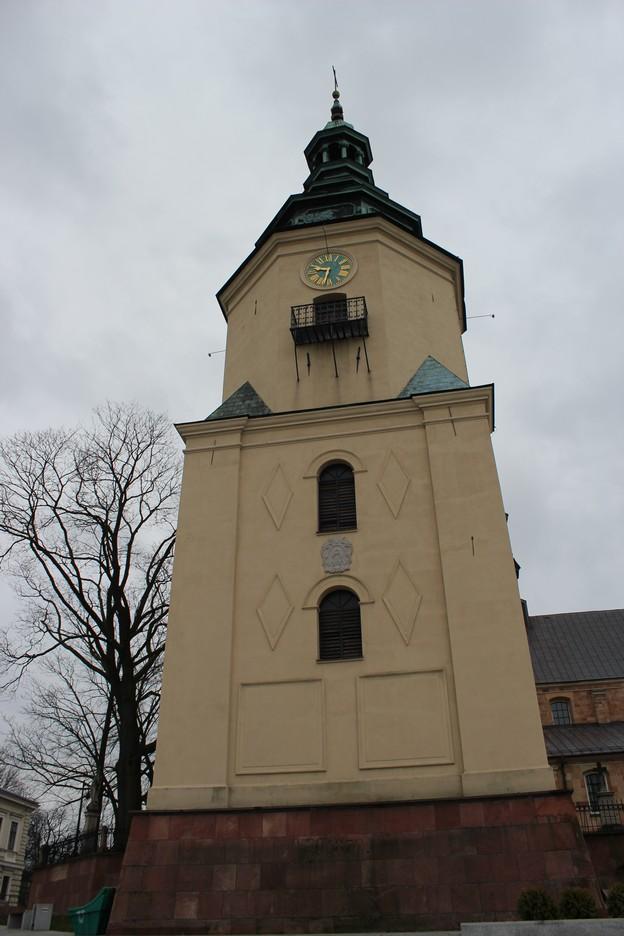 kielce-bazylika-dzwonnica