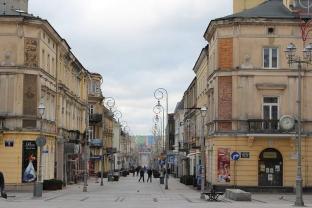 kielce-deptak-ulica-sienkiewicza