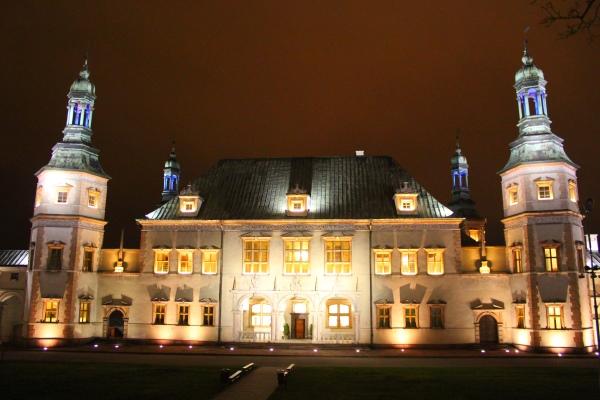 Kielce Pałac Biskupów