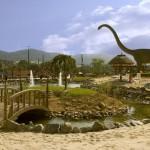 Dinozaury Inwałd