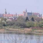 Bagry Kraków panorama