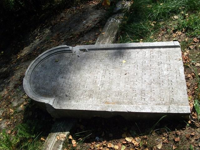 Baranów Sandomierski Cmentarz żydowski