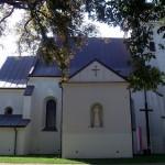 Kościół pw. Ścięcia Świętego Jana Chrzciciela Baranów Sandomierski