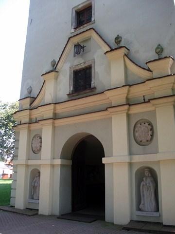 Baranów Sandomierski Kościół pw. Ścięcia Św. Jana Chrzciciela