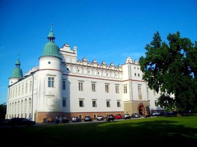 Baranów Sandomierski Zamek