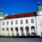 Baranów Sandomierski Zamek Galeria Tylmanowska