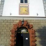 Baranów Sandomierski Zamek Zegar Słoneczny