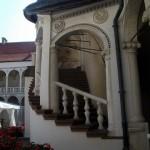 Baranów Sandomierski Zamek Loggia