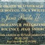 Pomnik Jan Paweł II