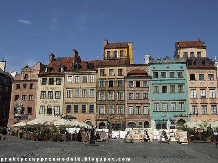 Mały Rynek Warszawa