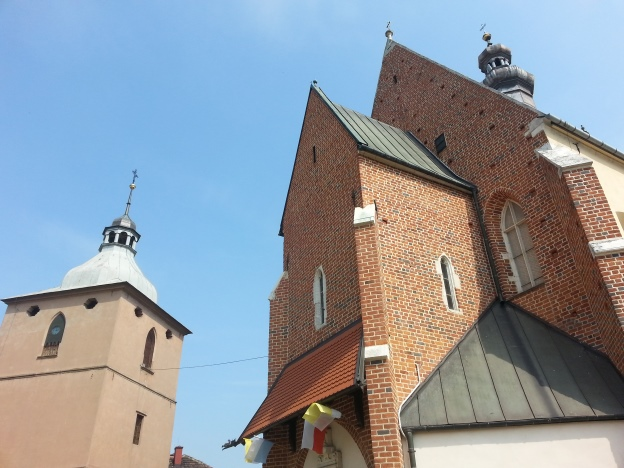 Niepołomice Kościół