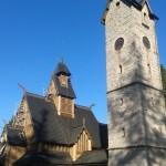 Karpacz Kościółek Wang