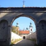 Kościół Kamedułów na Bielanach w Krakowie
