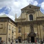 Kościół Karmelitów Na Piasku w Krakowie