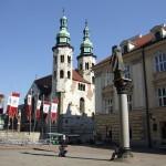 Kościół Sióstr Klarysek Św. Andrzeja Kraków