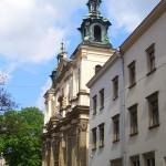 Kościół Świętej Anny w Krakowie