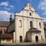 Opactwo Cystersów w Mogile - Bazylika Krzyża Świętego w Krakowie
