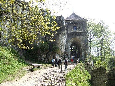 Ojców Zamek
