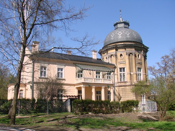 Pałac Jerzmanowskich Prokocim