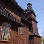 Kościół Drewniany Barwałd Dolny