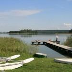 Kemping nad Jeziorem Wigry