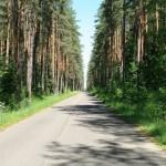 Trasa do Suwalskiego Parku Krajobrazowego z Suwałk