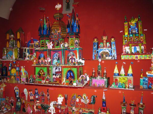 Krakowskie szopki - wystawa