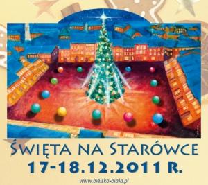Bielsko-Biała Boże Narodzenie