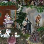 Kalwaria Zebrzydowska - Szopka Bożonarodzeniowa