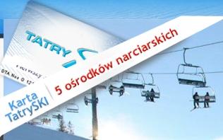 TatrySki Karnet