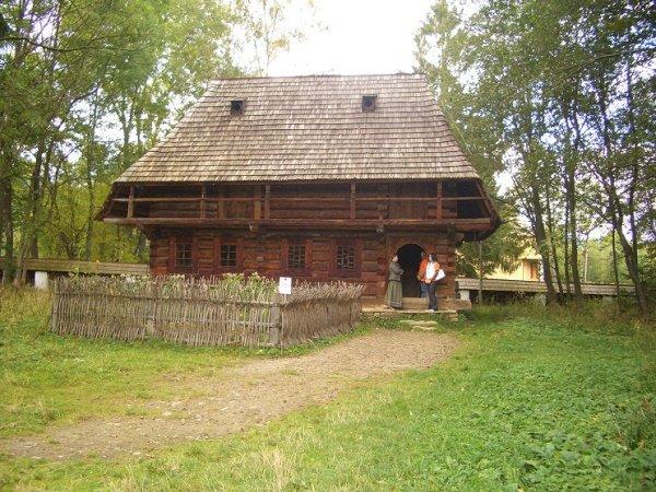 Skansen Zubrzyca Górna