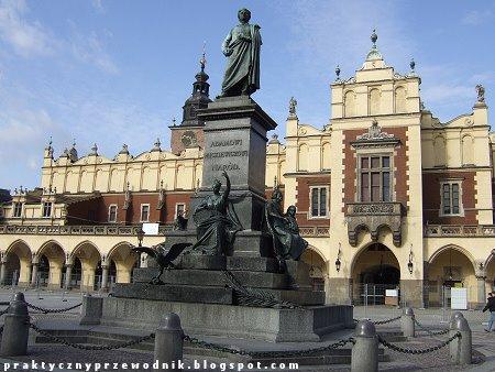 Kraków Adam Mickiewicz
