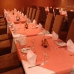 Restauracja na promie Skania Unity Line