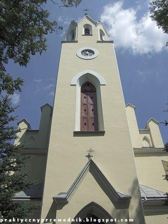 Kościół Św. Wojciecha w Szczawnicy