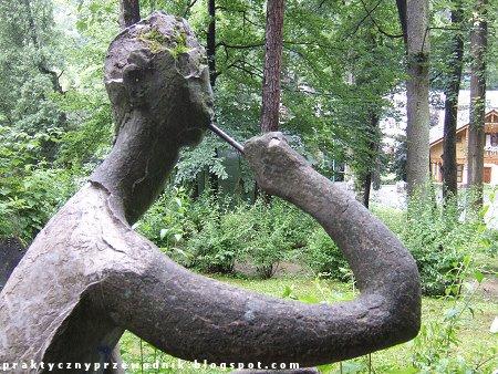 Park Górny w Szczawnicy