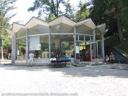 Ulica Zdrojowa w Szczawnicy
