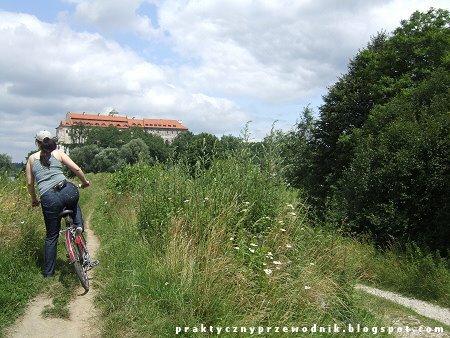Ścieżka rowerowa do Tyńca