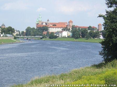 Wawel Kraków Rowerem