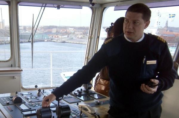 Jak to jest być kapitanem, marynarzem