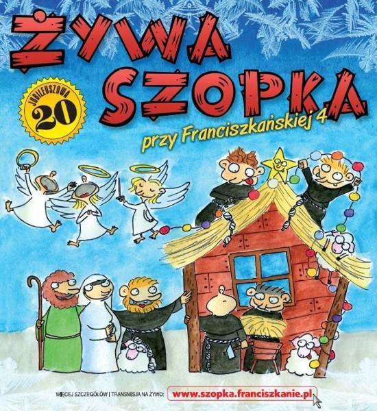 Franciszkanie Szopka Kraków