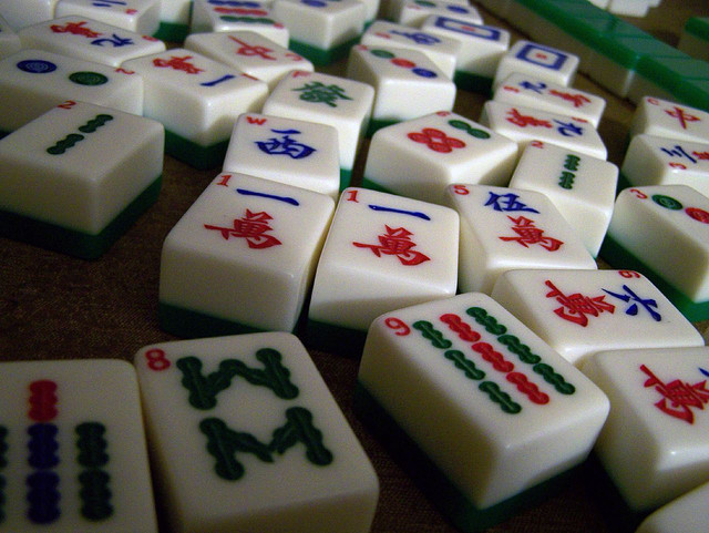 MahJong by TrishaLyn, on Flickr