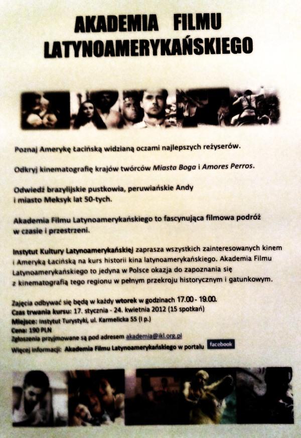 Filmy Ameryka Łacińska