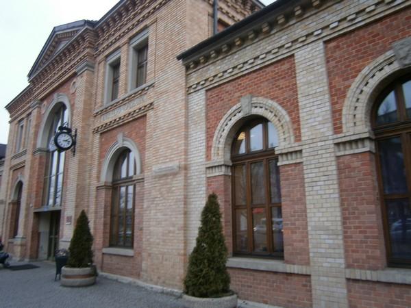 Dworzec w Bielsku-Białej