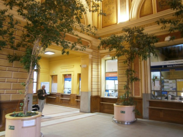 Hall Dworzec
