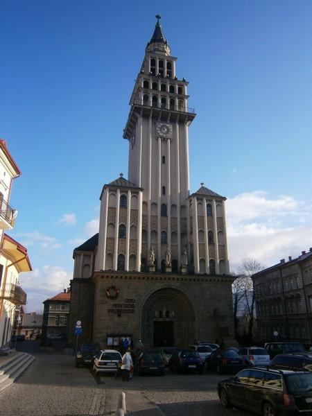 Bielsko-Biała Katedra
