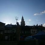 Pomnik Neptuna w rynku Bielska-Białej